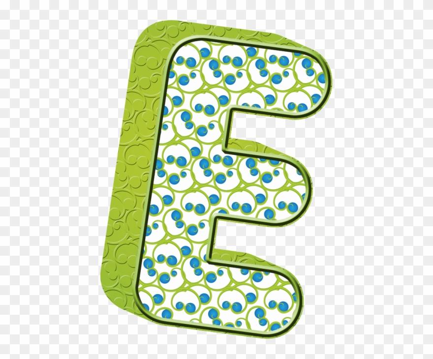 Colors patterns . E clipart design alphabet