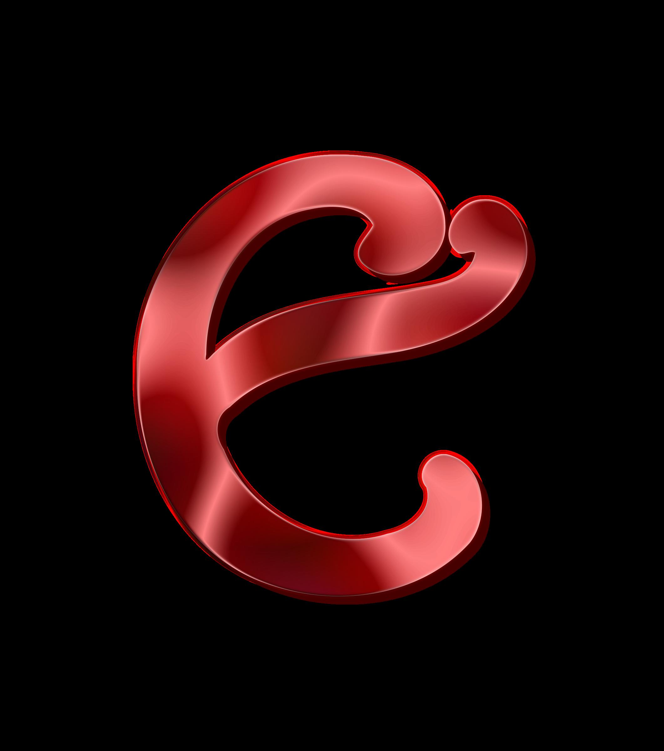 Alphabet big image png. E clipart letter e