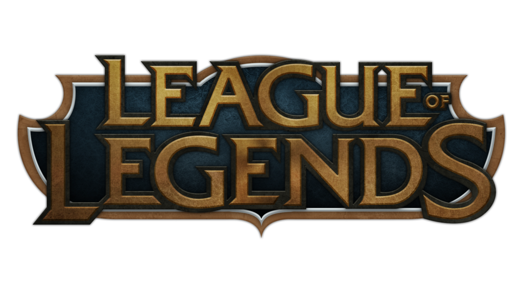 Youtube clipart league. Of legends logo rework