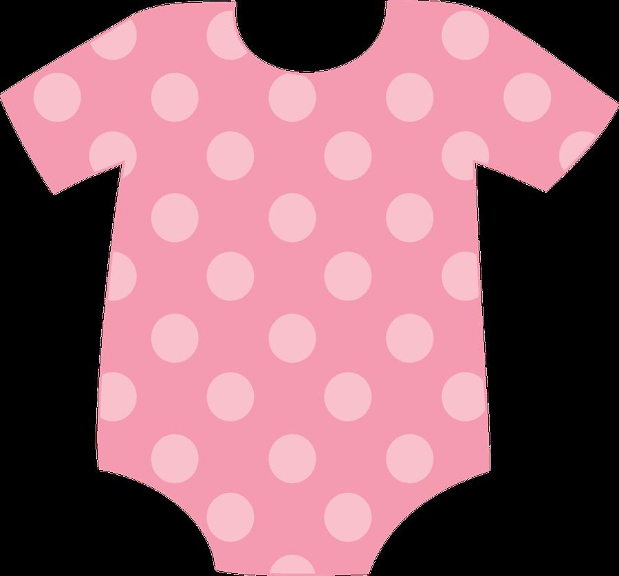 onesie clipart pink baby bib