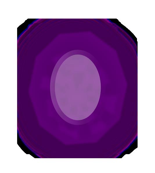E clipart purple. Gem clip art at