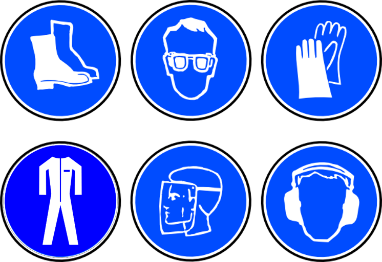 Medical clipart ppe. Personal protective equipment in
