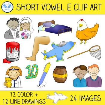 Worksheets teaching resources tpt. E clipart short