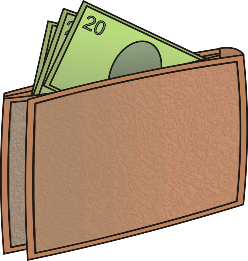 collection of png. E clipart wallet