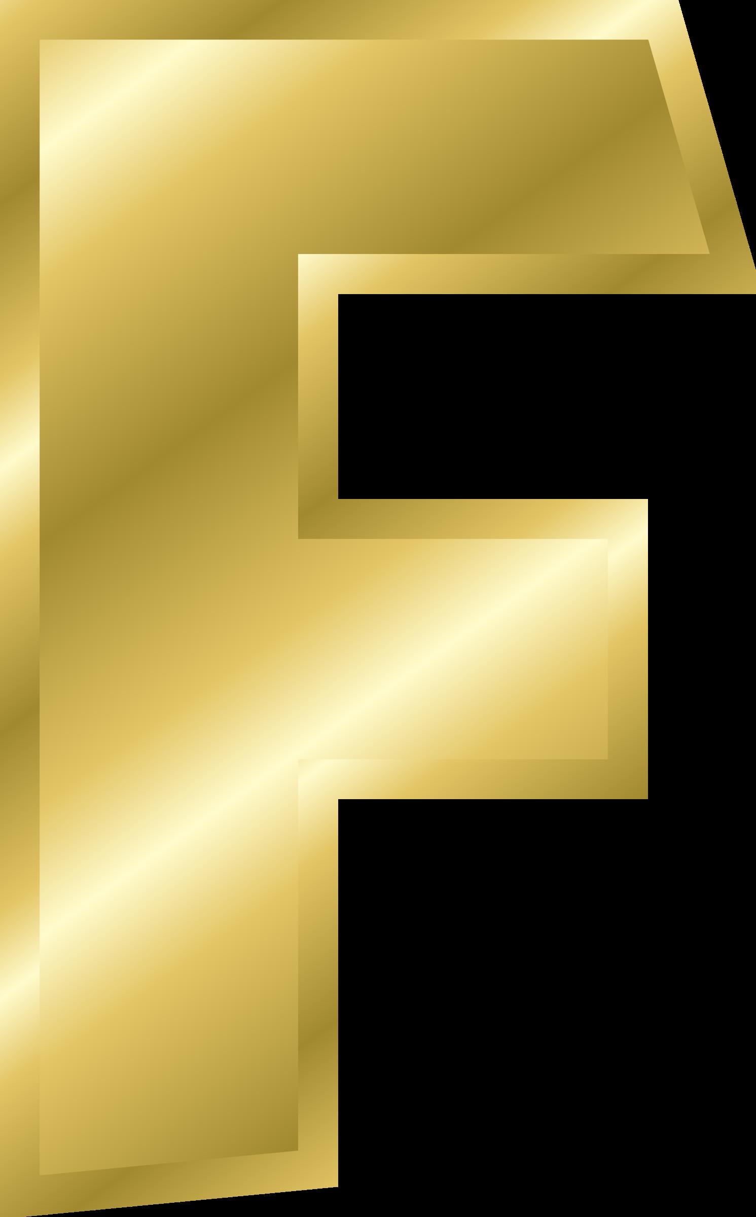 Effect letters alphabet gold. E clipart yellow letter