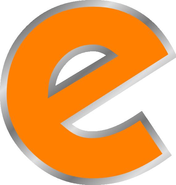 Clip art at clker. E clipart yellow letter