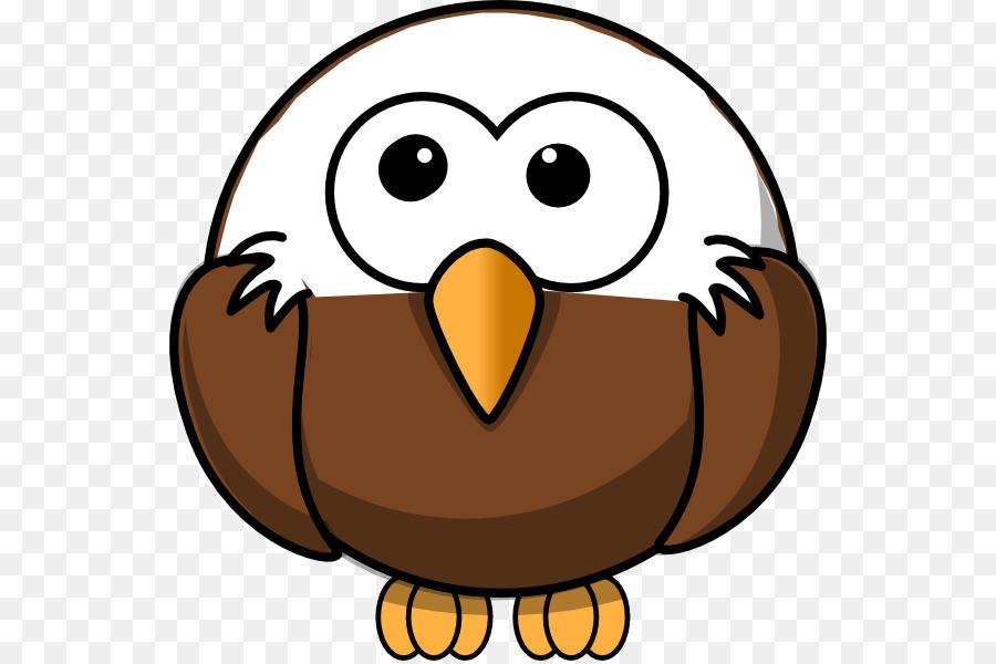 Bald clip art cartoon. Eagle clipart