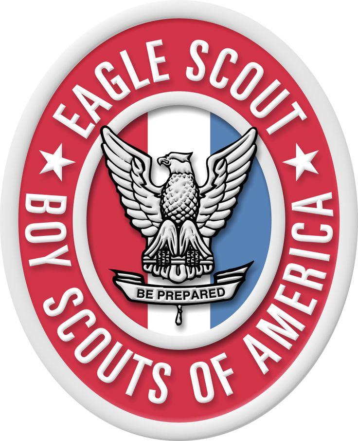 Eagle clipart badge. Free merit cliparts download