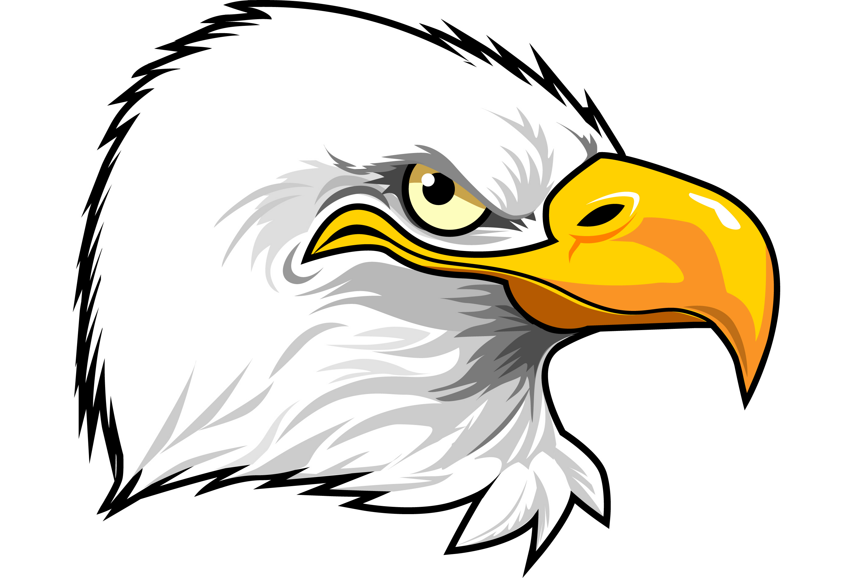 Eagle clipart cartoon. Free pictures download clip