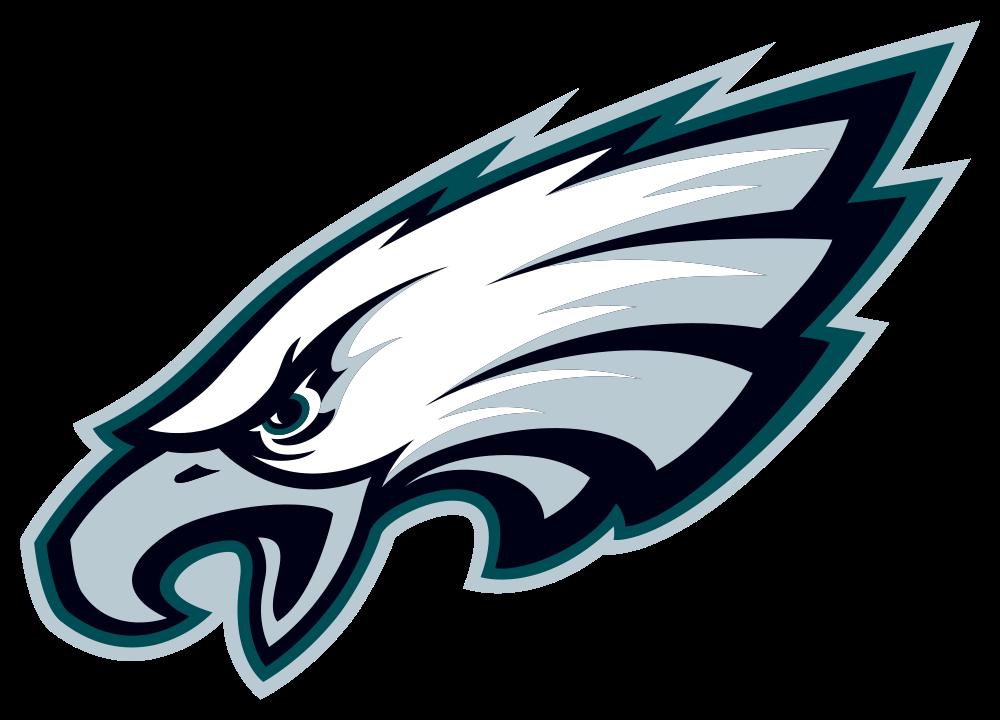 Eagle clipart cheerleader. All nfl logos google