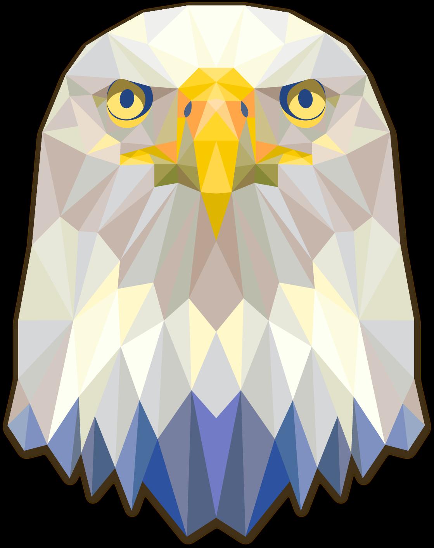 Eagles clipart bold eagle. Bald png transparent free
