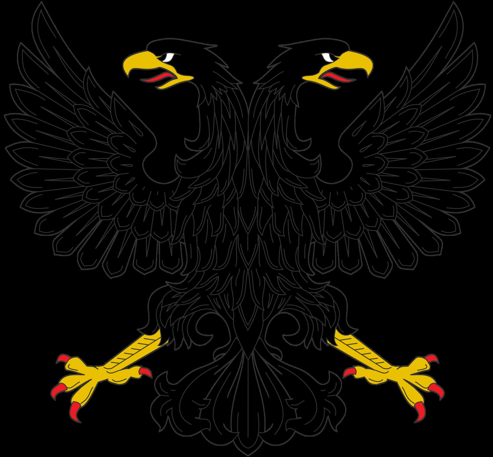 Eagles design eight isolated. Falcon clipart baaz
