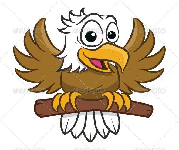 Pin by len mutana. Eagles clipart baby eagle