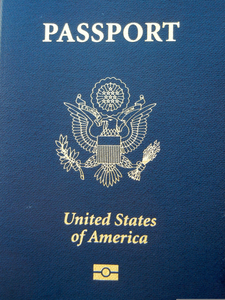 Us free images at. Eagle clipart passport