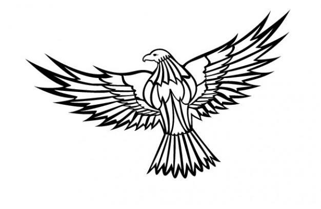 Free eagles cliparts download. Eagle clipart pencil