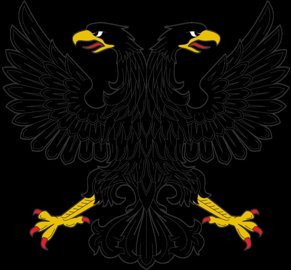 Eagle clipart police. Double headed hmspollaris pinterest