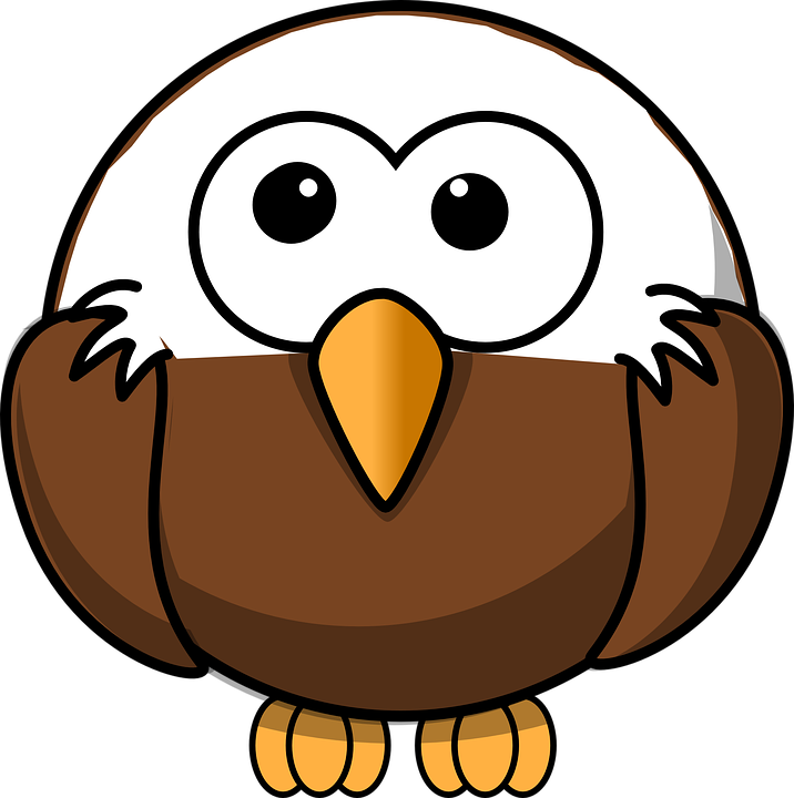 Eagle clipart simple. Baby cartoon bright wallpapers