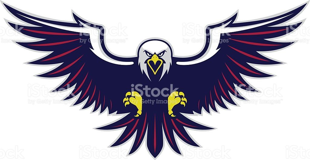 Eagle clipart superhero. Picture of a flying