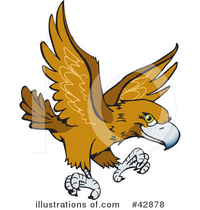 Illustration by dennis . Eagle clipart wedge tailed eagle