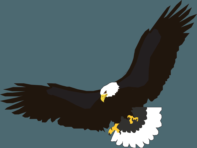 Eagle clipart wrestling. Download flying png image