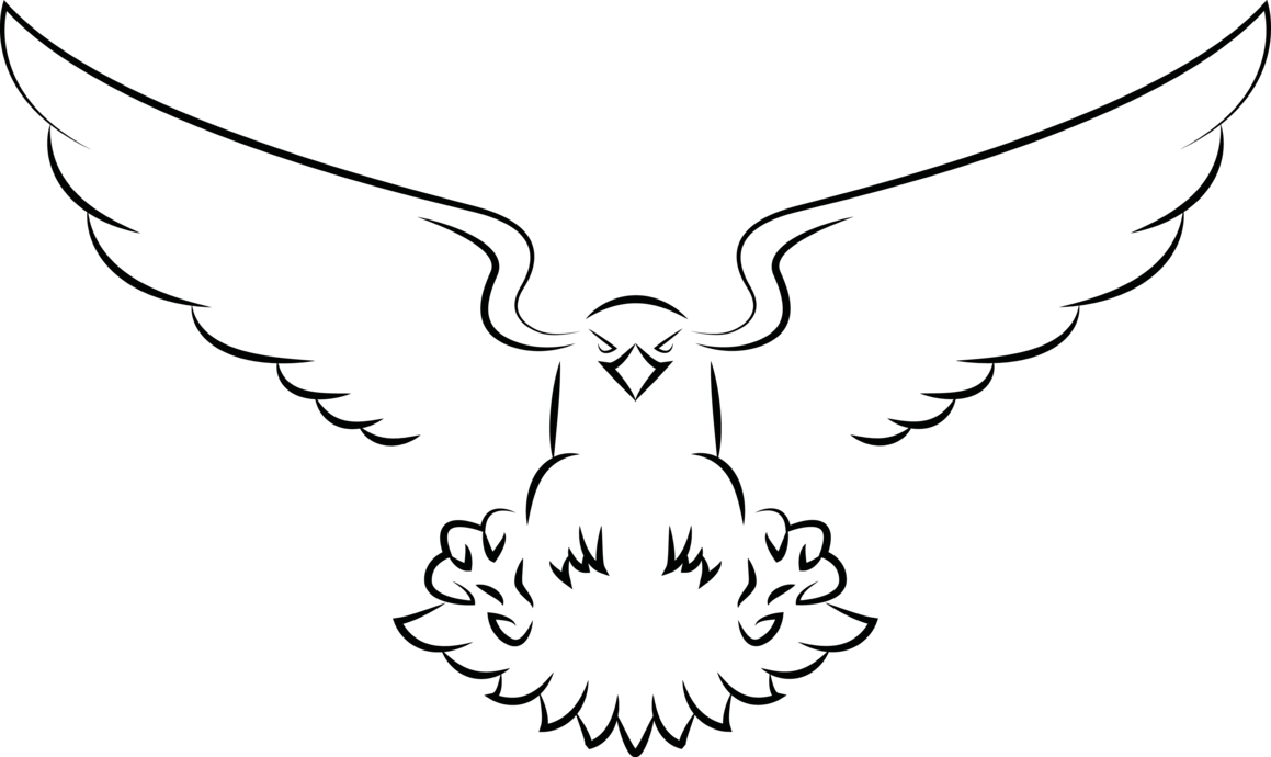 By souklin on deviantart. Eagle vector png