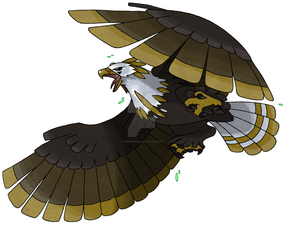 Hawk clipart strong eagle. Eagend v being remade