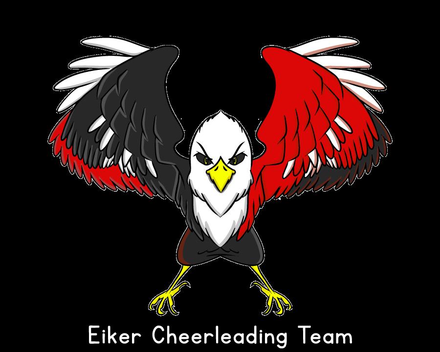 Eagles clipart bold eagle. Playful work logo design