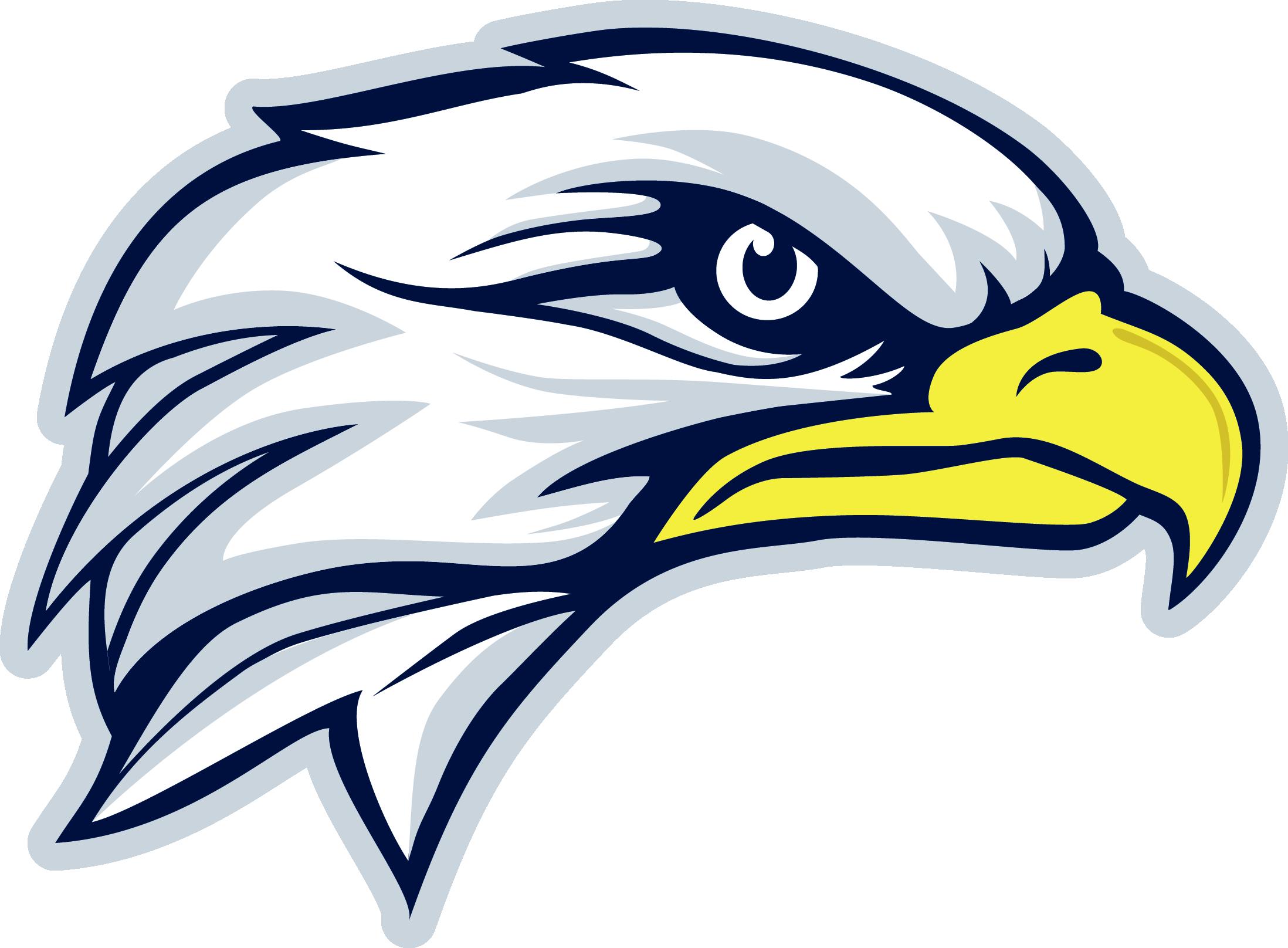 Eagles clipart eagle head, Eagles eagle head Transparent ...