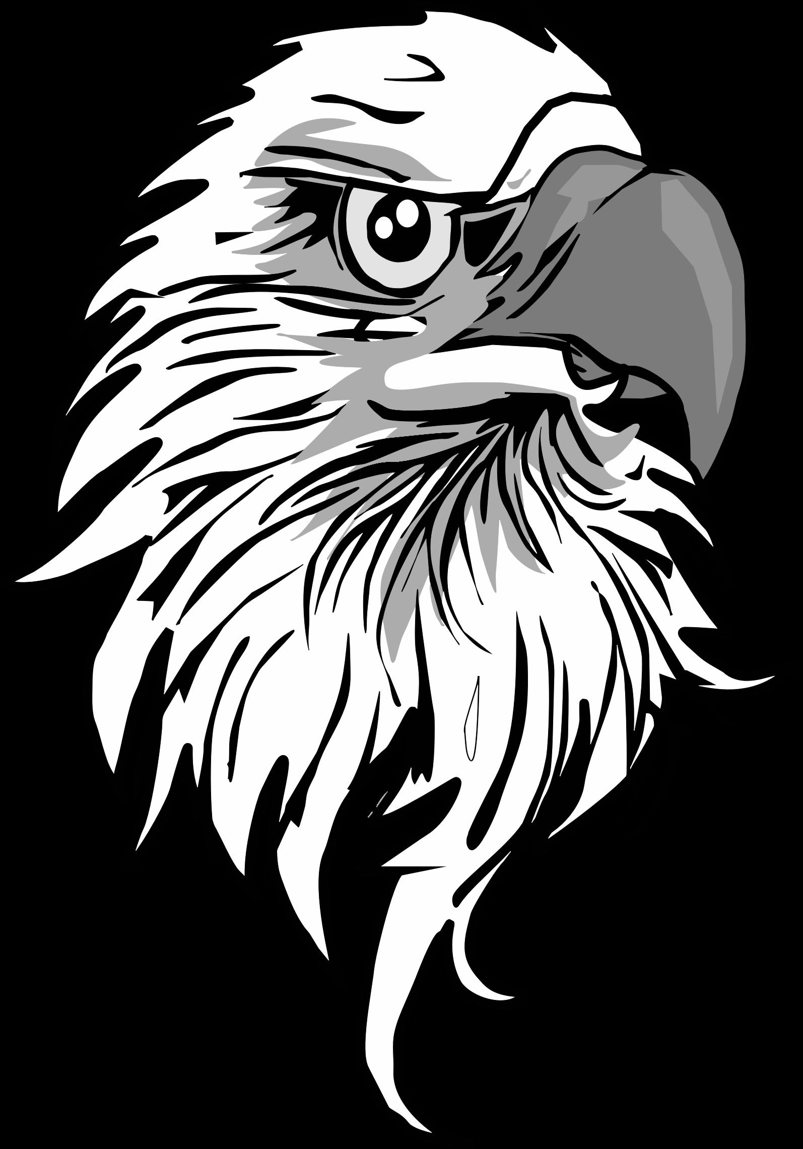 Page of clipartblack com. Eagles clipart eagle head