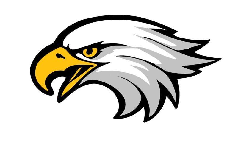Eagles clipart eagle head. Pin by april lennon