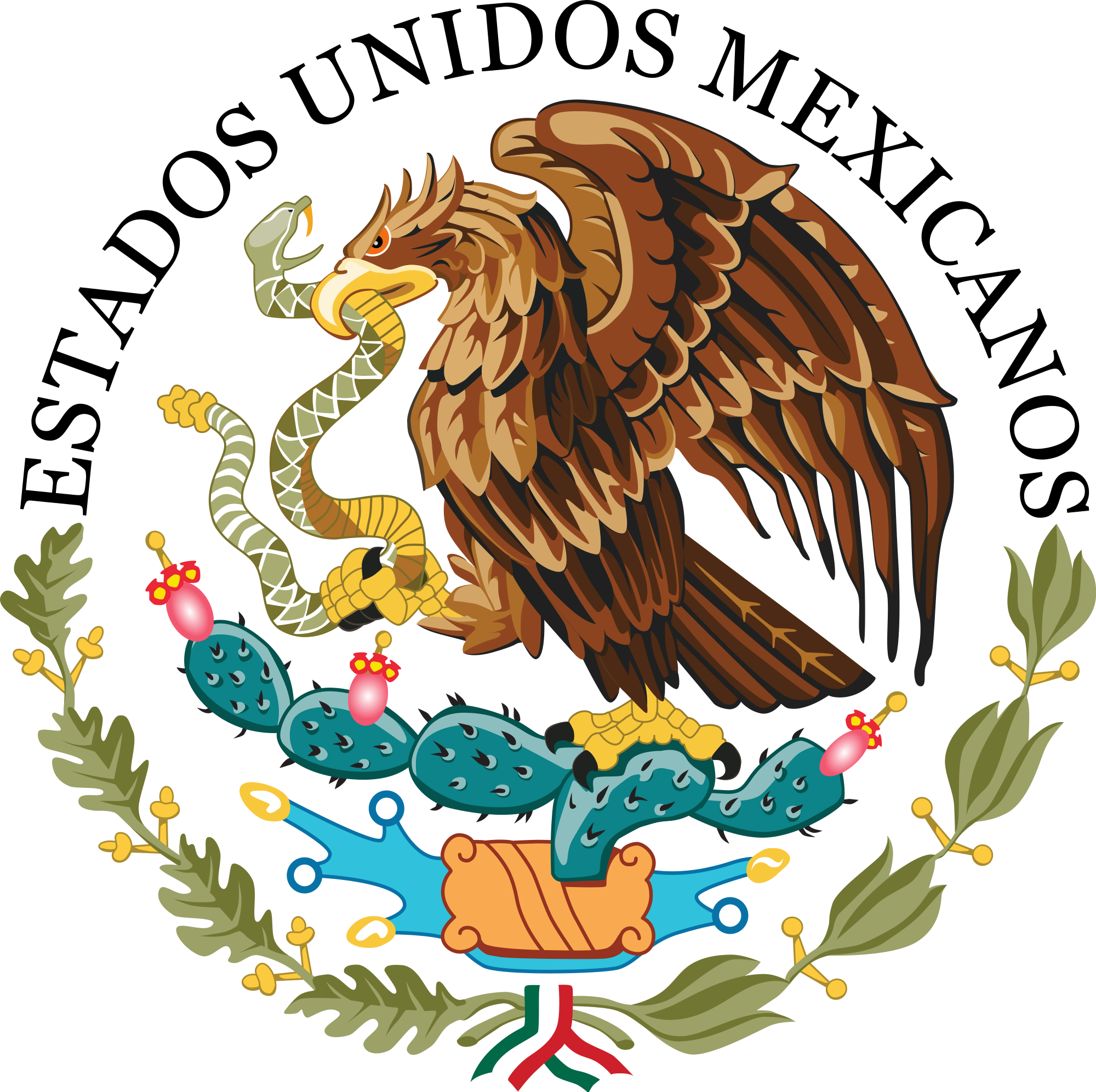 Eagles clipart eagle mexico. Coat of arms wikipedia
