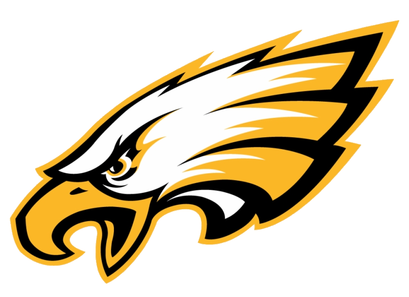 Golden raider super bowl. Eagles clipart eagle mexico