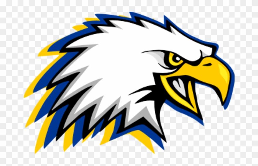 Eagles clipart eagle profile. Png download
