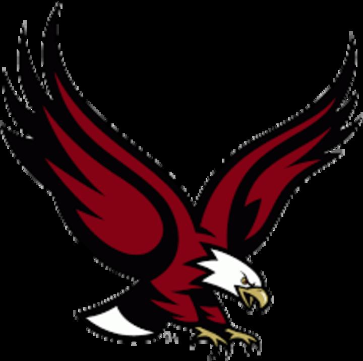 The hancock college prep. Eagles clipart eagle profile