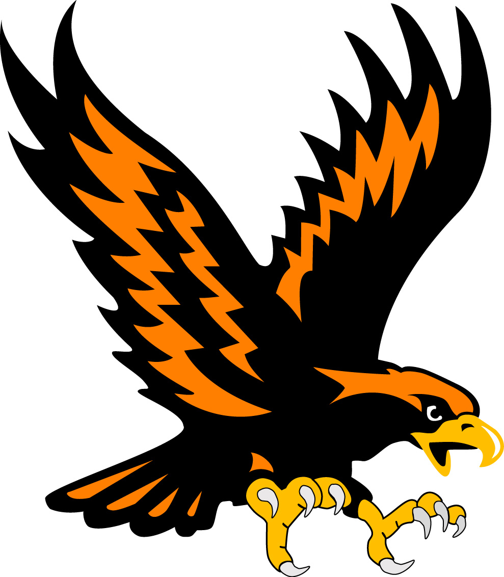 Logo free download best. Falcon clipart eagle