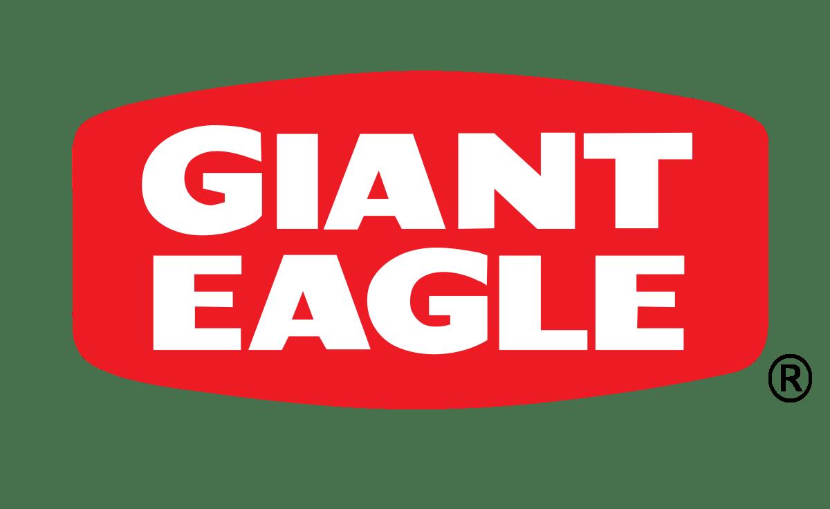 Grocery clipart logo supermarket. Giant eagle transparent png