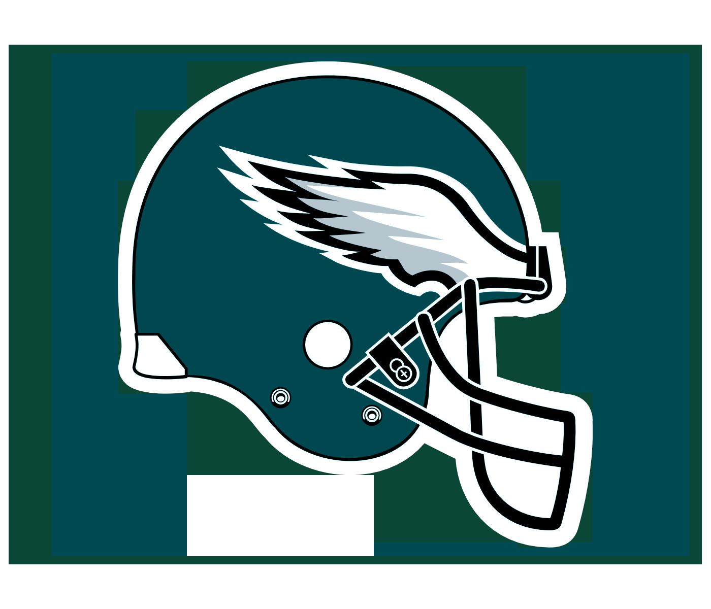 Philadelphia clipart free on. Eagles helmet png