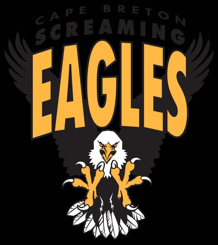 Cape breton screaming eagles. Yelling clipart screamed