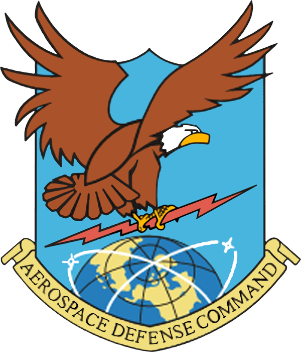 Wing clipart air force. Aerospace defense command wikipedia
