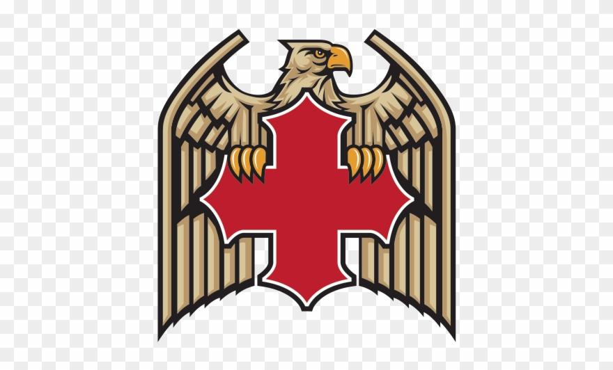 Eagles clipart military eagle. Army hobby vinyl decal