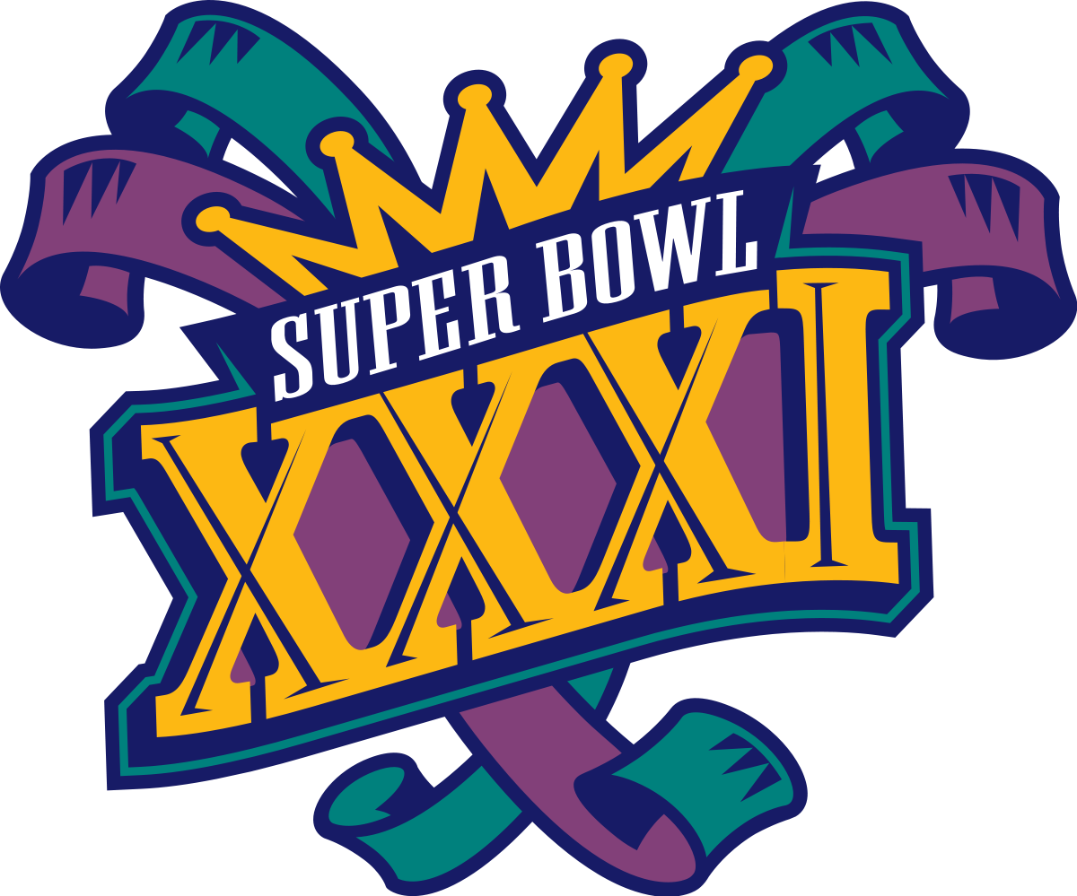 Super bowl xxxi wikipedia. Patriots clipart decal