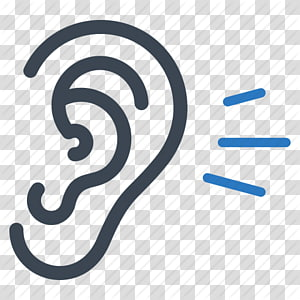 Ears clipart auditory. Hear transparent background png