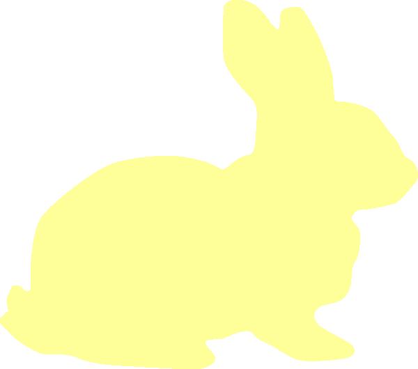 peeps clipart bunny tail