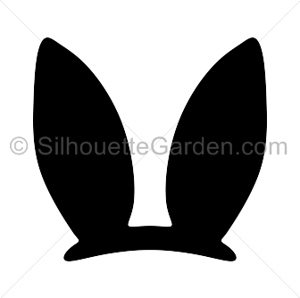 Pin by muse printables. Ear clipart silhouette