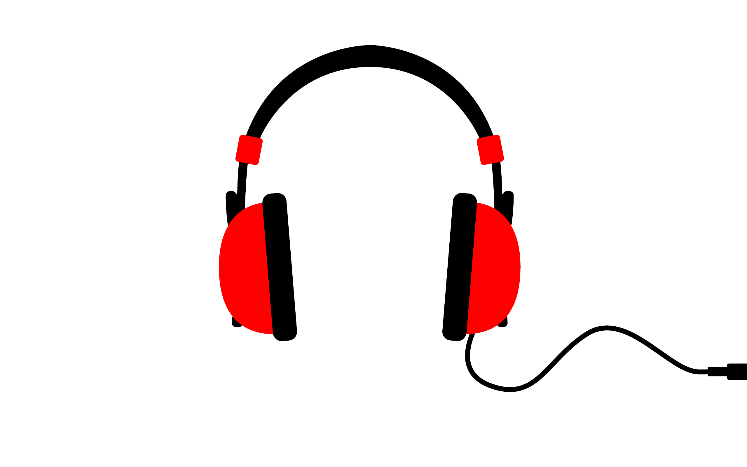 Headphones png images transparent. Electronics clipart head phone