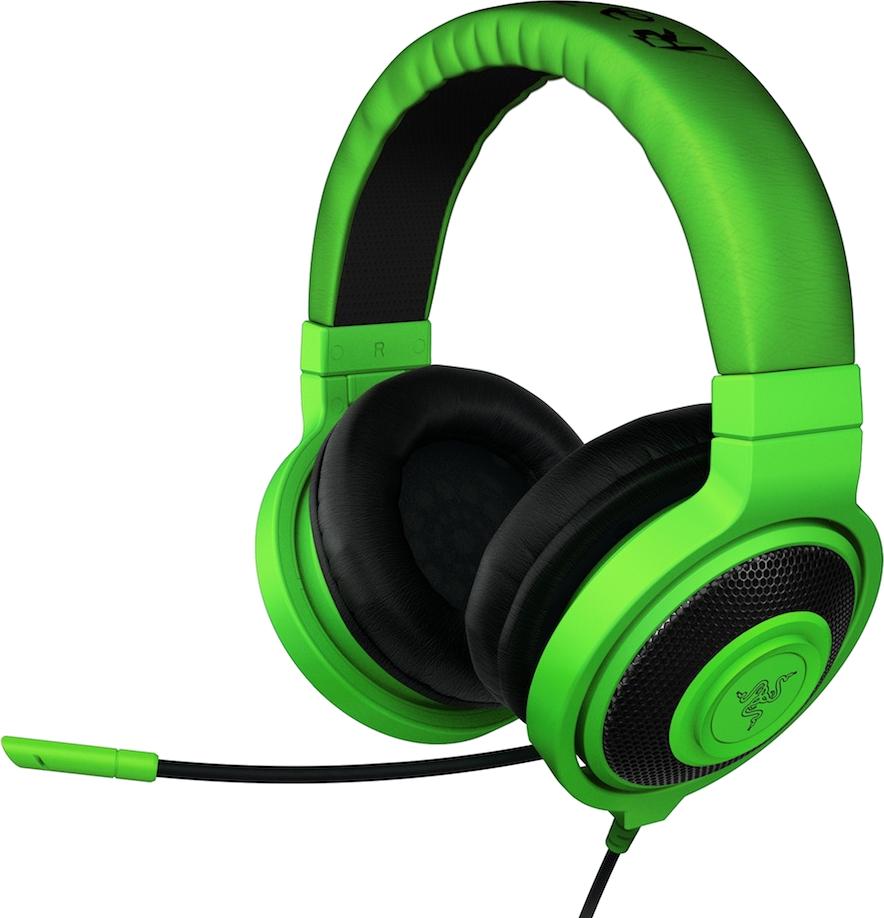 headphones clipart green