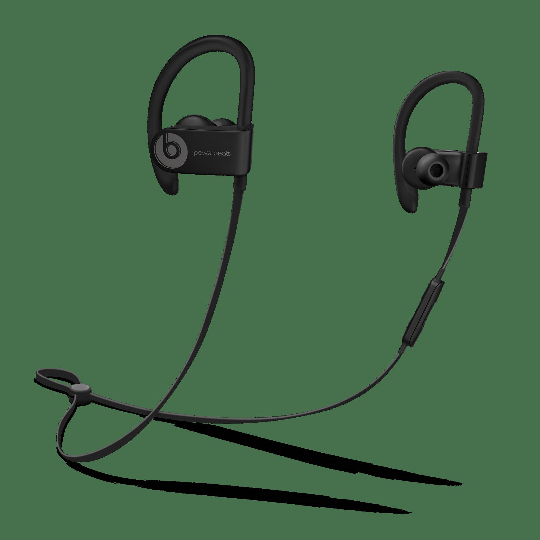 Headphones clipart headphone beats. Powerbeats wireless by dre