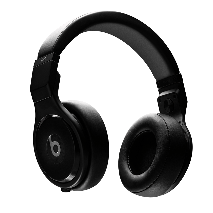 Headphone clipart headphone beats. Pro by dre