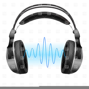 Earbuds clipart headset. Headphones free images at