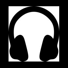 Free svg headphones cricut. Headphone clipart silhouette